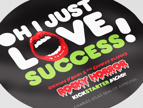 Rocky Horror Kickstarter Campaign